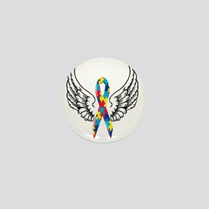 wings Mini Button