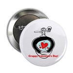 Crappy Valentine's Day Button