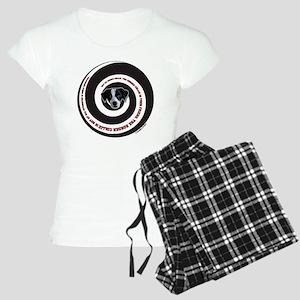 collie domination Women's Light Pajamas