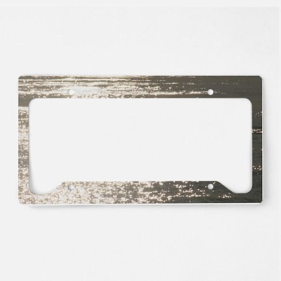 fluke-MP License Plate Holder