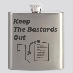 keepbastardsout Flask