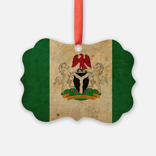 vintageNigeria3 Ornament