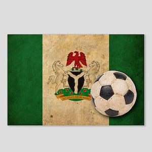 vintageNigeria4 Postcards (Package of 8)