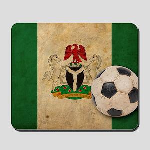vintageNigeria4 Mousepad