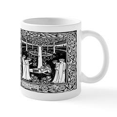 Four Queens Find Lancelot Mug