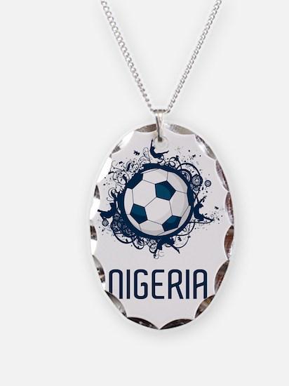 Nigeria World Cup 3 Necklace