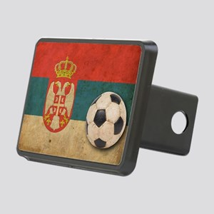 vintageSerbia4 Rectangular Hitch Cover