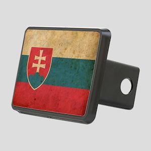 vintageSlovakia3 Rectangular Hitch Cover