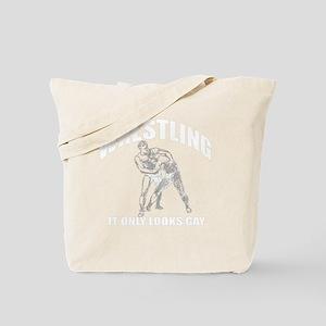 Wrestling(B) Tote Bag