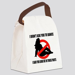 FatChick4 Canvas Lunch Bag