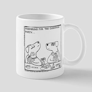 Chritmas Girls Night Out Mug