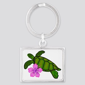 turtlecolor Landscape Keychain