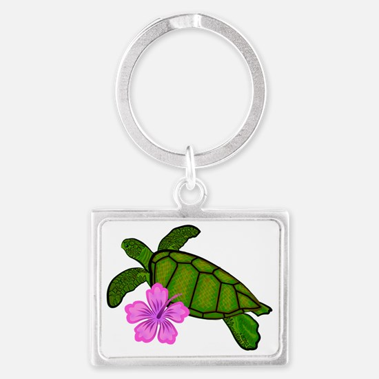 turtlecolor Landscape Keychain