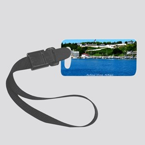 harborfortview2 Small Luggage Tag