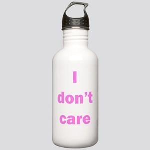 i dont care-vert-lt pu Stainless Water Bottle 1.0L