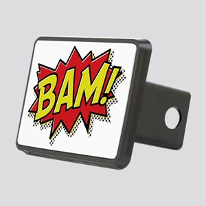 Bam hat Rectangular Hitch Cover