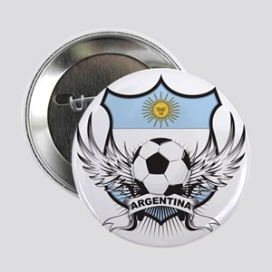 """2-argentina 2.25"""" Button"""