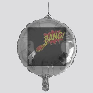 2-Bang Pillow Mylar Balloon