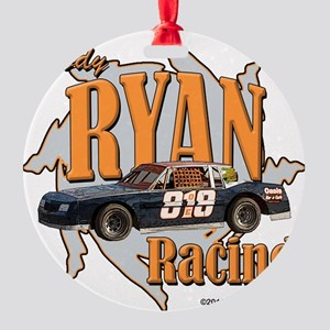2-Cody Ryan 001 copy Round Ornament
