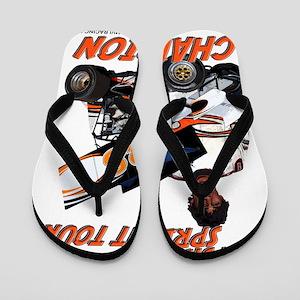 D90 - Joe Perry - 2009 Sprint Champion Flip Flops