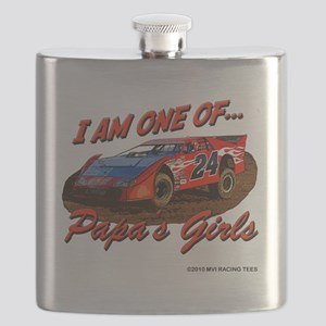 D79 - Tim Ames - Papas Girls Flask