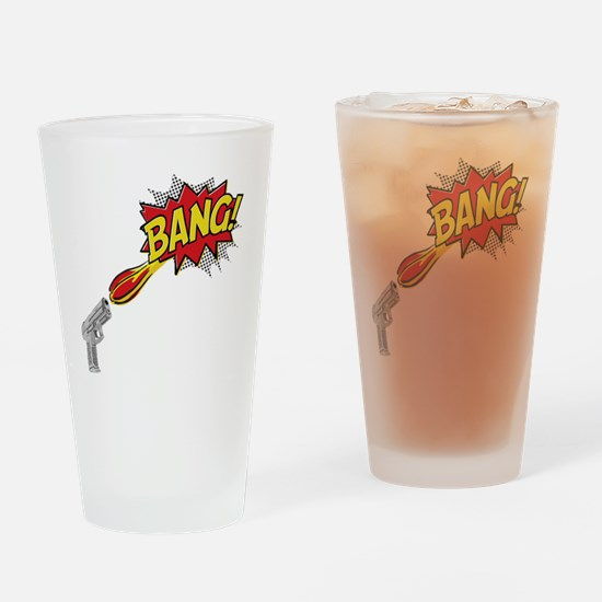 2-Bang Drinking Glass