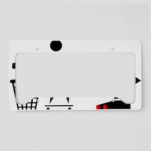 inline_disaster3 License Plate Holder