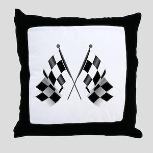 Never Lift - Black Shirt - BoostGear Throw Pillow