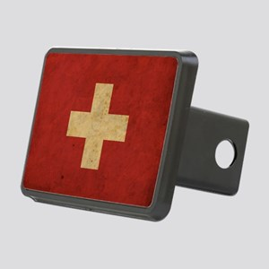 vintageSwitzerland3 Rectangular Hitch Cover
