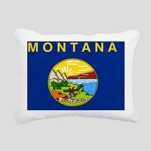montana 2 Rectangular Canvas Pillow