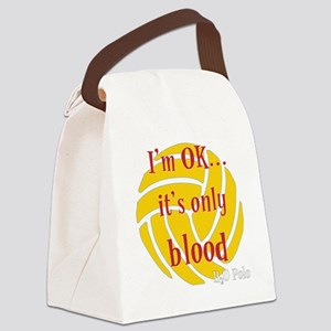 blood_bb Canvas Lunch Bag