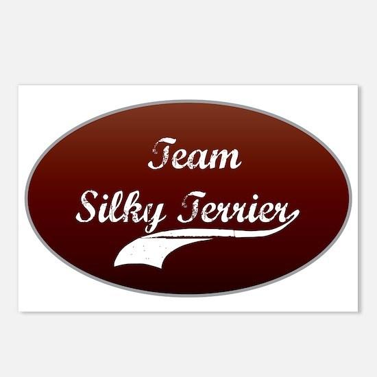 Team Silky Postcards (Package of 8)