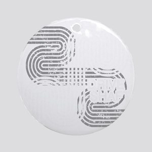 lost-drive_shaft-02b Round Ornament