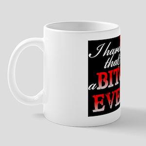 Bitch Pillow Mug