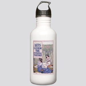 Smash the patriarchy  Stainless Water Bottle 1.0L