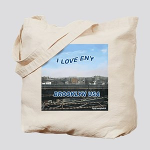 1000_I_LOVE_ENY10 Tote Bag