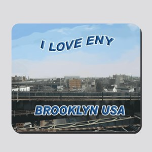 1000_I_LOVE_ENY10 Mousepad