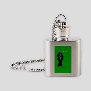 iDance_Journal Flask Necklace