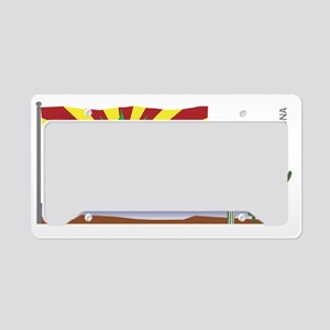 got papers website ready License Plate Holder