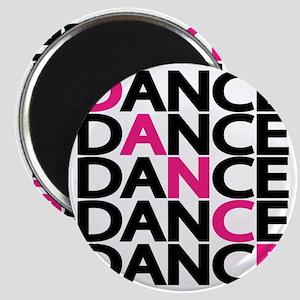 dance-times-five-2-color Magnet