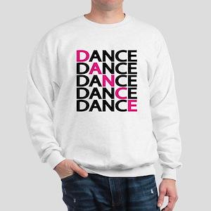 dance-times-five-2-color Sweatshirt