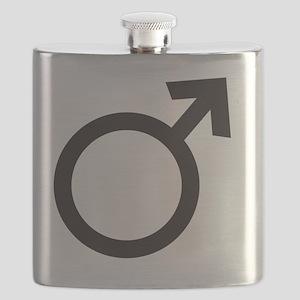 male Flask