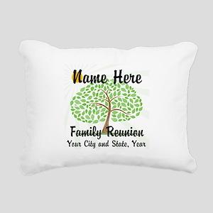 Customizable Family Reunion Tree Rectangular Canva