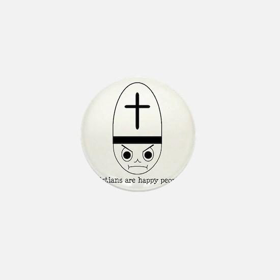 HappyChristians Mini Button