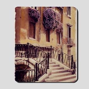 2-ITALIAN STAIRS TALL Mousepad