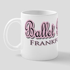 ballet boutique for light Mug