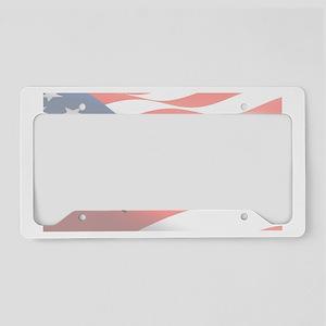 foreignshirt License Plate Holder