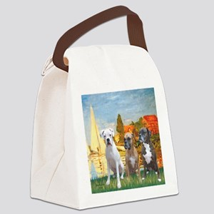 MP-Regatta - 3 Boxers Canvas Lunch Bag
