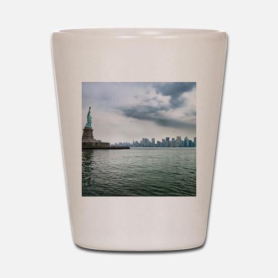 New York Shot Glass