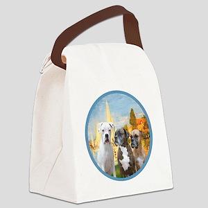 R-Regatta-3 Boxers Canvas Lunch Bag